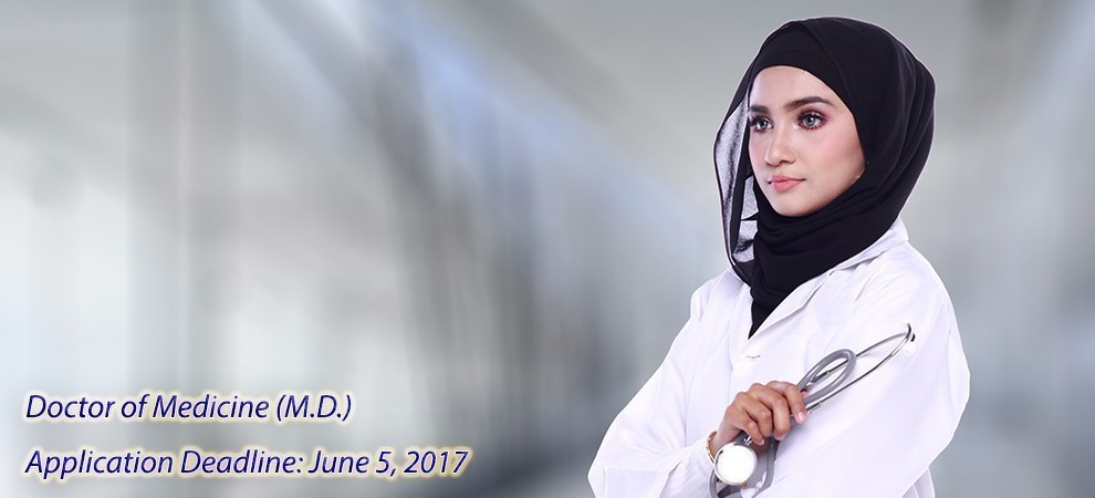 Doctor of Medicine (M.D.) at SUMS