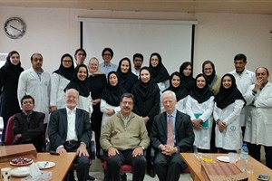 Prominent Professors of Dermatology Visited SUMS